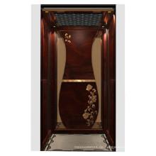 Home Aufzug mit klassischer Dekoration