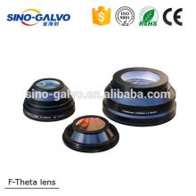 110x110mm marking area 1064nm laser f-theta lens
