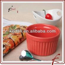 Prato de cozimento de cerâmica popular