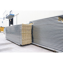Reusable Fireproof Insulated Rock Wool Advanced Protective Sandwich Panel