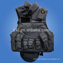 NIJ IV aramid ballistic body armor