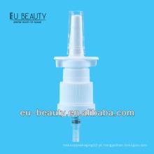 Novos produtos com tampão tamper evidente pulverizador nasal DIN 18mm 0,10ml ou 0,12ml