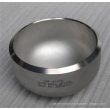 Aço Inoxidável Caps Steel Fitting