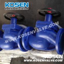 Joint de soufflet DIN Globe vannes (Type Ksb)