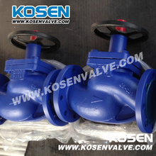 DIN Bellow Seal Globe Valves (Ksb Type)