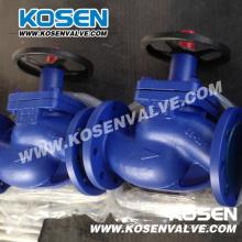 DIN Bellow Seal Globe Valves (Ksb Type)
