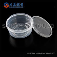 moule en plastique de bol de paroi mince d'injection