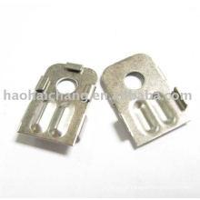 Estampagem de peças de metal de precisão