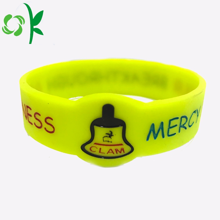 High End Silicone Bracelet