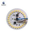 placas de circuito de luz led pequeña placa de circuito impreso am fm placa de circuito de radio pcb