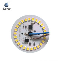 led light circuit boards round,emergency light circuit board