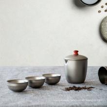 Чайник из чистого титана Кангтай