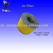 Filtro de aire radial Toyota