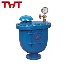 Válvula de liberação automática de ar de ferro fundido / aço inoxidável de topo
