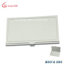Silver Business Card Holder for Wholesale