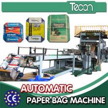 50kg saco de papel da válvula que faz a máquina para o cimento da embalagem