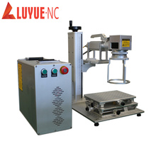LED Lamp Marking Fiber Laser Marking Machine