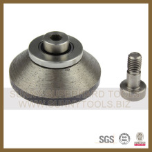 Биты для алмазного фрезерования High Efficience для шлифовки мраморных гранитов (SY-DRB-8966)