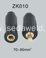 Cable Jointer Plug and Receptacle British type 70-95mm²