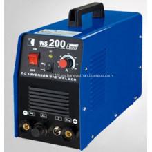 Inversor de doble propósito DC Tig 200A Soldador