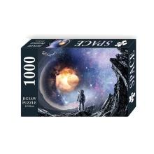 Пазлы для взрослых на космическую тему GIBBON 1000 шт.