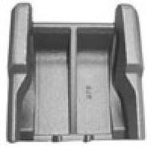 Piezas de automóvil de la fundición de inversión del bastidor de acero de precisión (el trabajar a máquina)