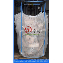 Breathable bulk bag for firewood, North American maket use firewood big bags