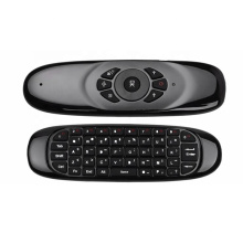Air mouse for Android tv box keyboard Wireless 2.4G RF of wireless 2.4G air mouse C120 with backlight i8 smart remote control