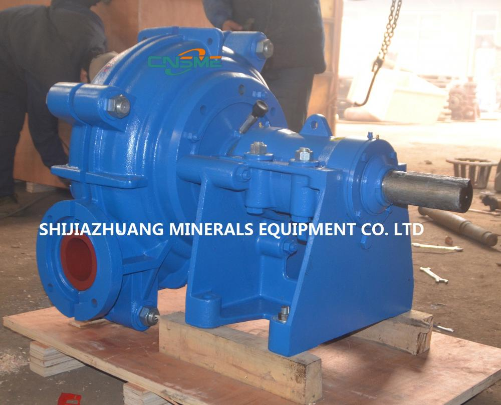 Industriell Mining Slurry Pumps