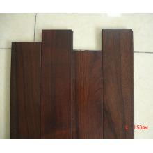 Plancher de bois d'ingénierie de noix noire de 3 couches