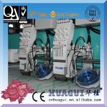 7 equipo mixto cabezas del bordado máquina precios y precio de la máquina ajuste del rhinestone
