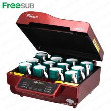 Sublimation 3D Vakuum Heat Press Maschinen