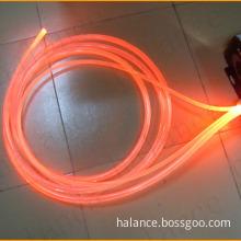 Side Glow Optic Fiber