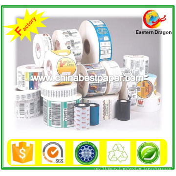 Strong Self Adhesive Sticker Label/Paper