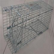 Metal mesh chicken basket