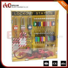 Elecpopular Latest Innovative Products Safe Pad Lock Safety Lockout Station