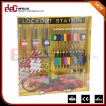 Электропапольная опционная безопасная Pad Lock Padlock Station