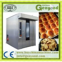 Horno de pan de panadería y máquina para hornear pizza