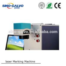 Fiber laser marker from Beijing manufacturer sino galvo