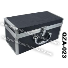 Hookah shisha aluminum case from china qiuzan hookah factory