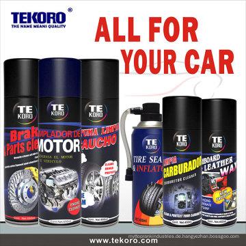 Alle Arten Auto Pflege Produkte