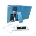 Le plus récent chargeur de téléphone portable solaire imperméable à 7W pour les voyages