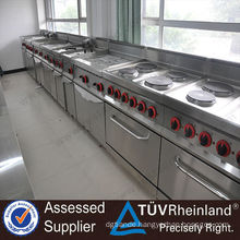 Guangzhou Superior Quality Restaurant Japanese Kitchen Equipment