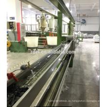 Zweistufiger Compoundier-PVC-Extruder für PVC-Kabel- / Kabelmantel-Compounds
