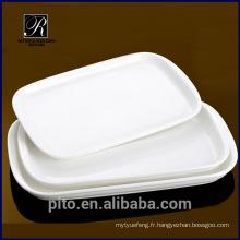 P & T porcelain factory vaisselle forte, assiettes en céramique