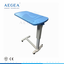 AG-OBT003B economical controlled by gas-spring bedside hospital tables