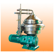 Gemüse-Öl-Raffinerie-Zentrifugen-Separator