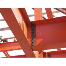 Excelente Grado y Tipo de Luz Fábrica de Estructura de Metal de Construcción de Acero
