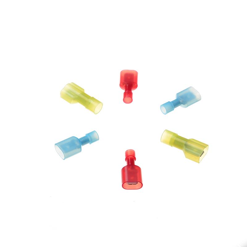Electrical Car Audio Insulated Male Female Crimp Spade