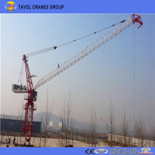 Qtd3020 Luffing Tower Crane Top Slewing Cranes